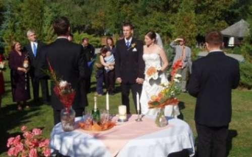 Svatba Na Domkách