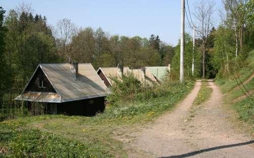 Chatový areál Královéhradecký kraj, chatky Olešnice