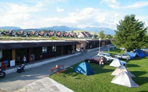 Camping Mara - campeggio