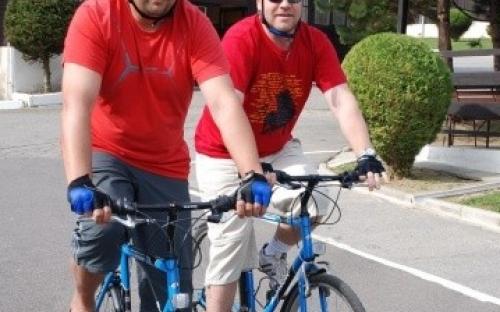 コテージ決済ビトフ-自転車で行く場所