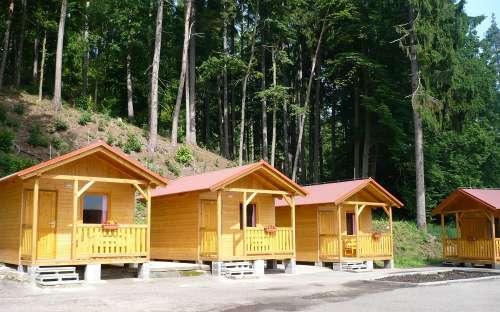 Cottage regeling Stráž - 8 chatek, Liberecko