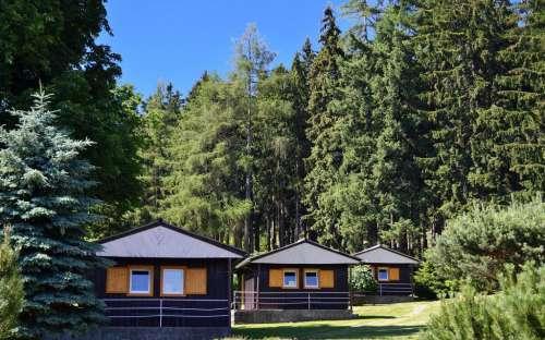 Chatová osada Ostaš - Adršpašsko