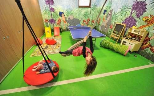 Pokój zabaw dla dzieci w Jiřinka