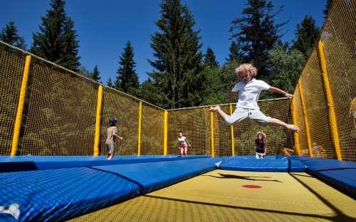 Dziecięcy park rozrywki