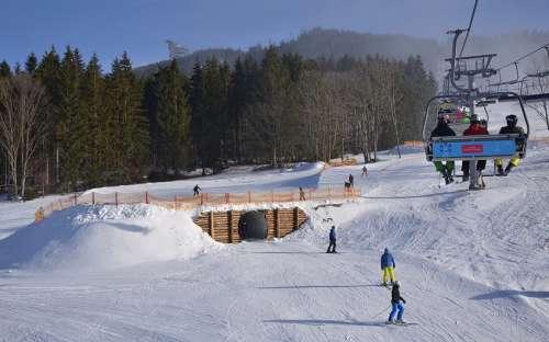Freestyle Dolní Morava