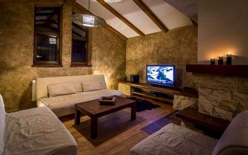 Chaty Resort Liptovia - chaty, apartmány