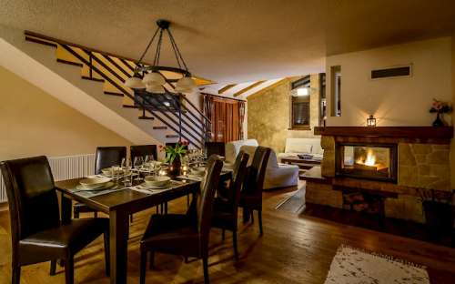 Cottages Resort Liptovia - casa vacanza