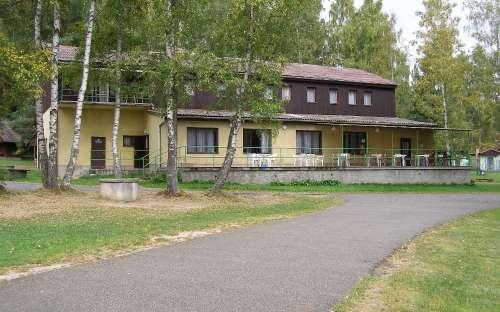 Chaty Malý Ratmírov - hospoda