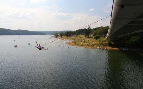 Chata Vranovská přehrada - l'hébergement