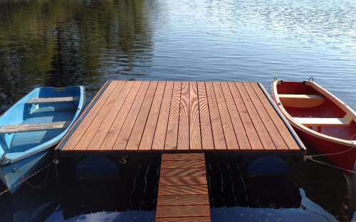 Chata Vranovská přehrada - wynajem łodzi, łodzi