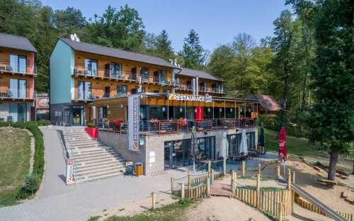 Penziony Gaudeo - jižní Morava