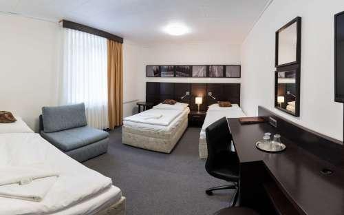 Třílůžkový standardní pokoj