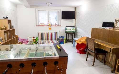 Salle de jeux pour enfants - Bon chalet