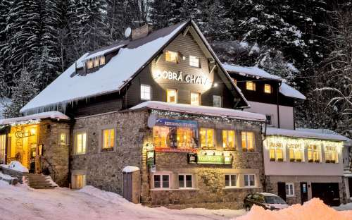 Winter - Good cottage