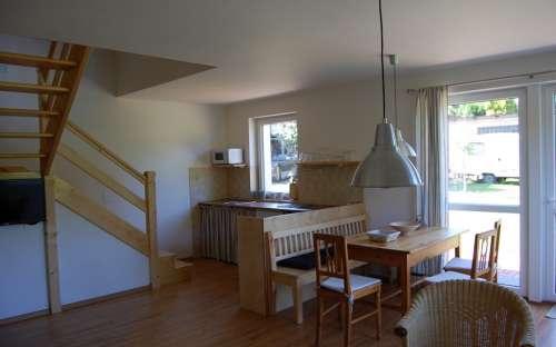 "Apartmány I. - kuchyň.kout "" P """