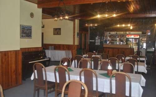 Restaurace Bouda Dvorská