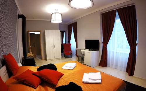 Tweepersoonskamer Suite