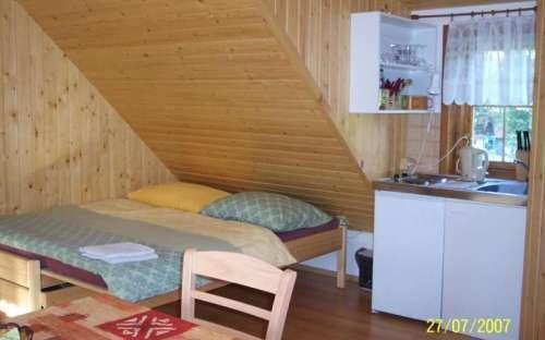 屋根裏部屋番号2