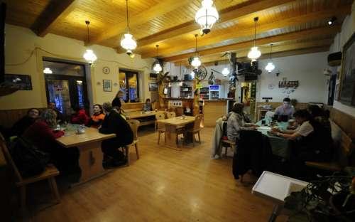 Restaurace Grill Bar