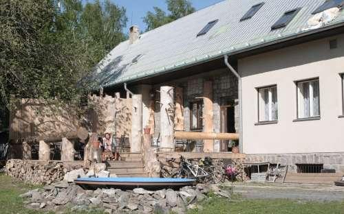 Chata Eko Farma Orlí Vrch na Rejvízu, Zlaté Hory v Jeseníkách