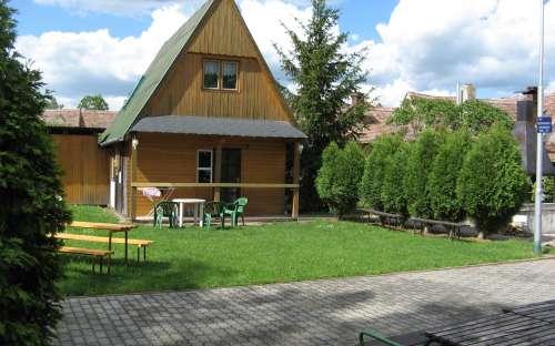 Casetta di legno Havraníky