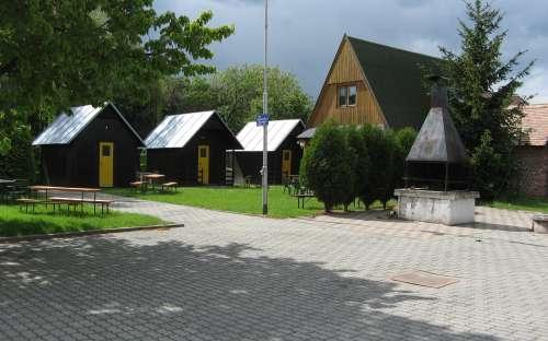 Camping Havraníky - cottage with KK