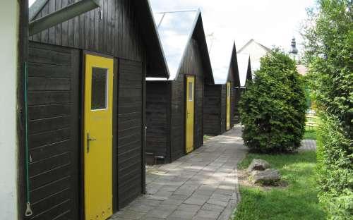 Camp Havraníky - cottage without KK