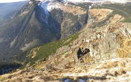 montagna Snezka