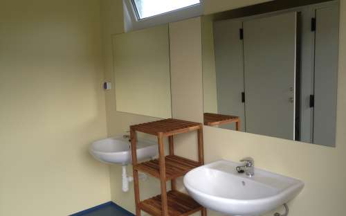 Sanitary facilities - WC
