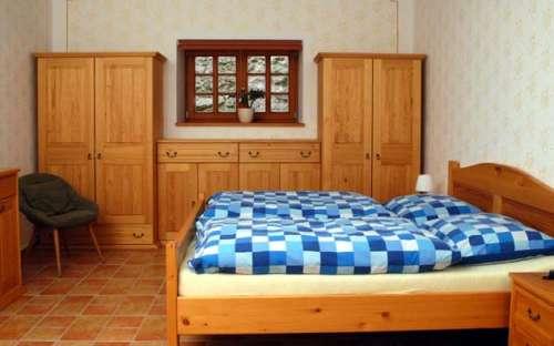 Třílůžkový apartmán