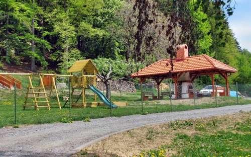 Dětské hřiště u Hájenky