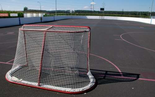 Bereich Horní Počaply - Hockey
