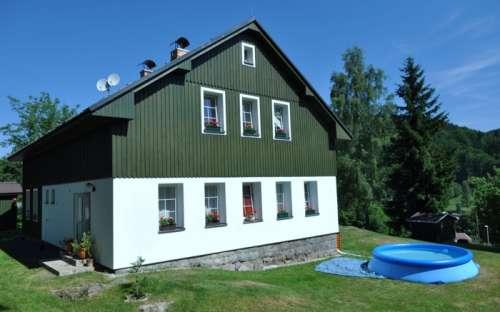 Berghütte Bludička, Josefův Důl, die Region Liberec