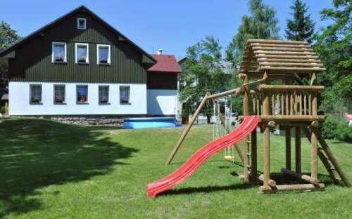 Familienhaus im Isergebirge