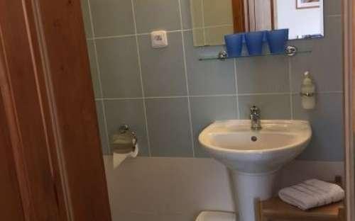 Koupelna 3lůžkového pokoje