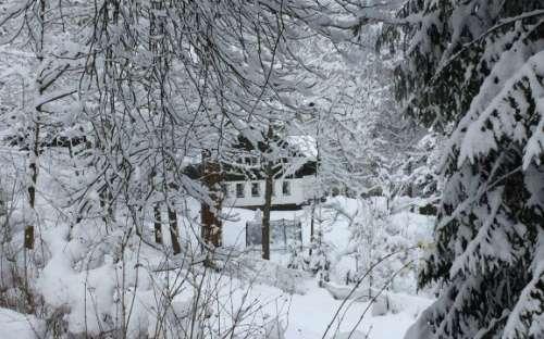 Zimní dovolená na horách