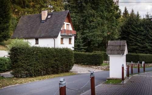 Hele året hytte hytte, Hynčice pod Sušinou, Olomouc