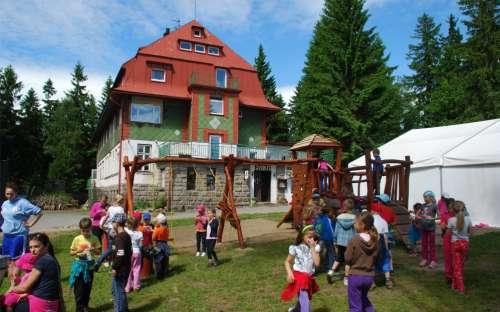 Chata Zvonice, ubytování Kořenov, Liberecko