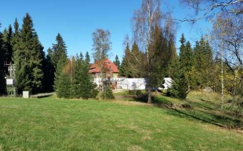 Huisje met capaciteit van 100-bedden, IJzergebergte