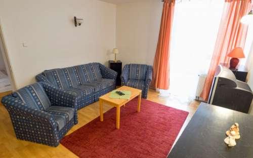 APARMTÁN BYT - Obývací sezení