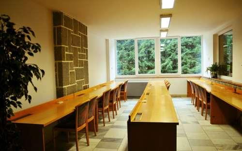 Mødelokaler klasseværelse