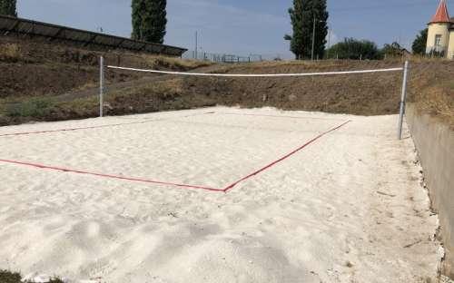 Hostinec U rybníka - Beach volejbal