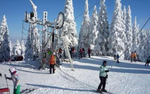 Ski Resort Praděd