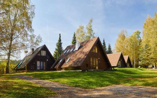 Cottages finlandais