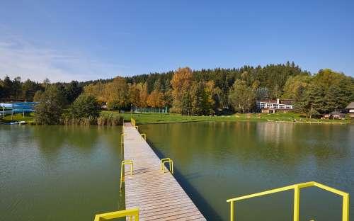 自然の貯水池