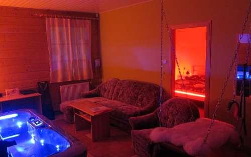 Apartmán č. 5 s erotickým vybavením