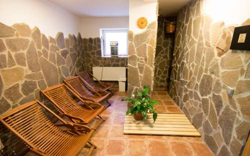 Sauna - Dobrá chata