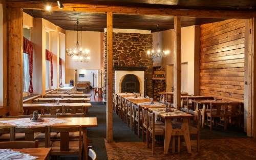 Kemp Dolce - restaurace