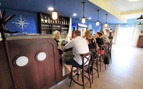 Penzion U Výra - restaurace