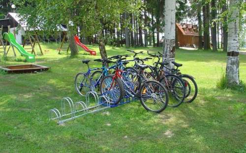 Camping Olšina Lipno - bicycles